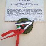 Questa mattina alle mura della galera di Via Spalato a Udine 25 Aprile 1945 ~ 25 Aprile 2020 ora come allora e sempre RESISTENZA LIBERE TUTTE LIBERI TUTTI garofani e rose rosse